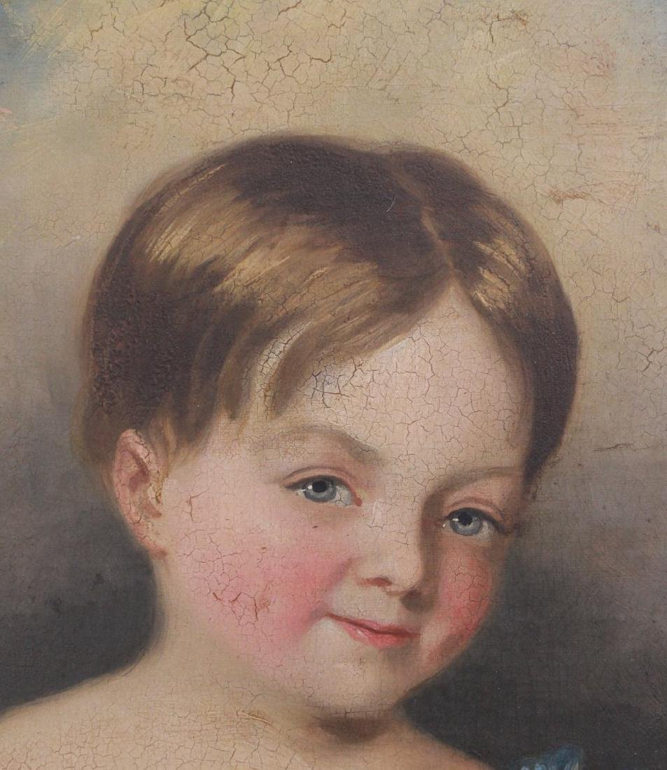 Portrait of Young Girl - 3