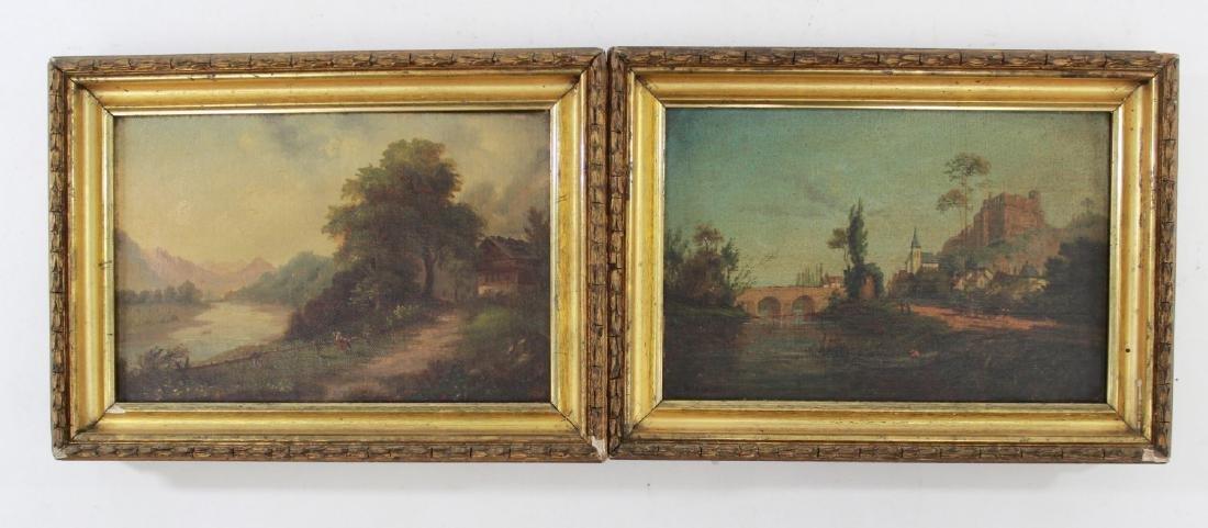 Pair Landscapes