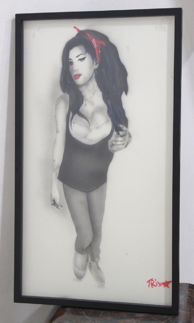 Trix, Amy Winehouse