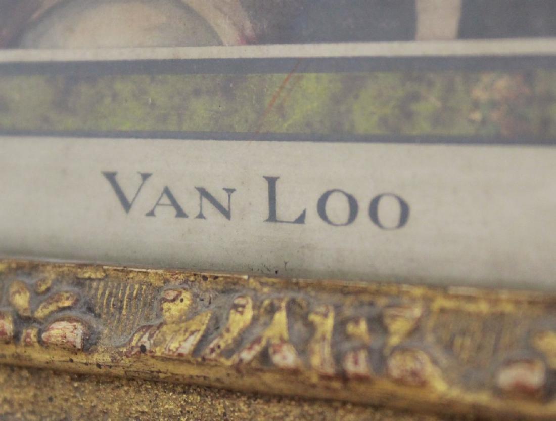 Attr. to Charles Andre Van Loo, Musician - 3