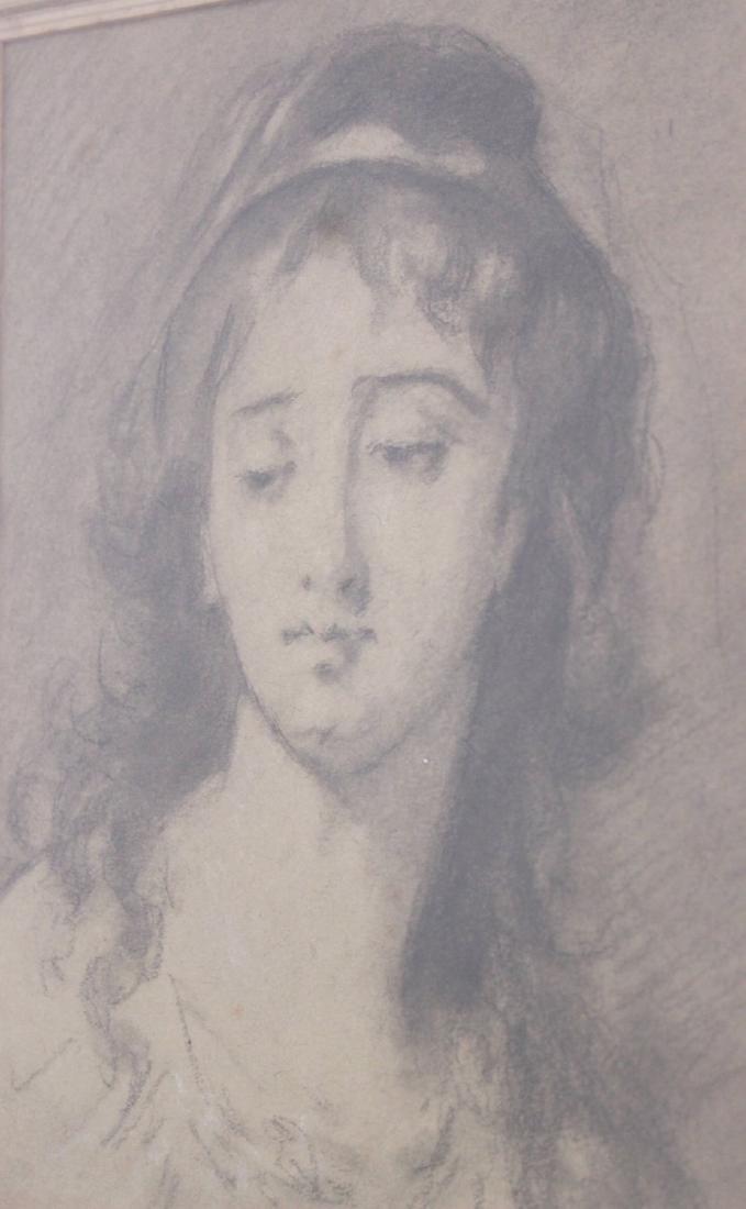 Attr. to Elisabeth Vigée-Lebron, Portrait - 2
