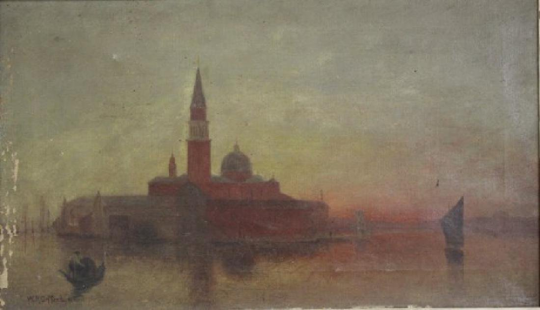:William Birdsall Gifford, Venetian Scene