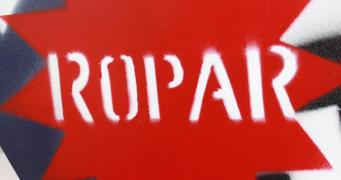 Dennis Ropar, Graffiti Art - 4