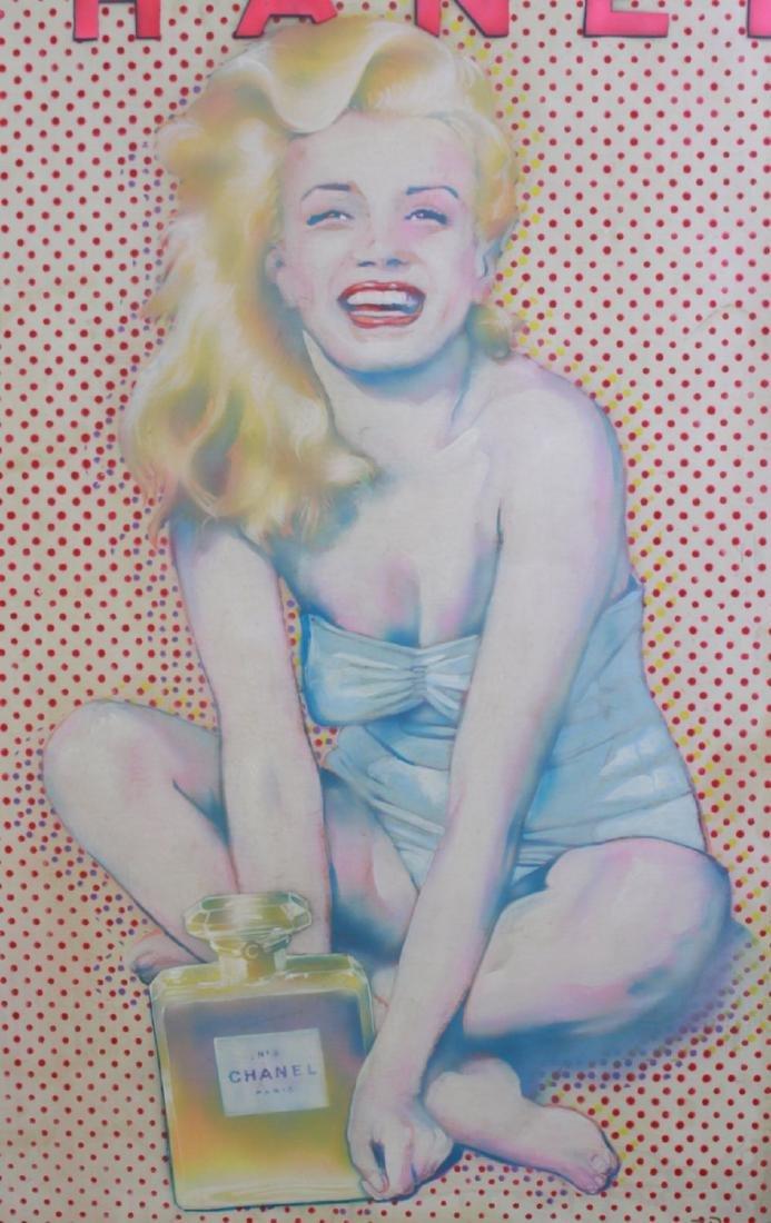Pietro Psaier, Chanel #5 Marilyn - 2