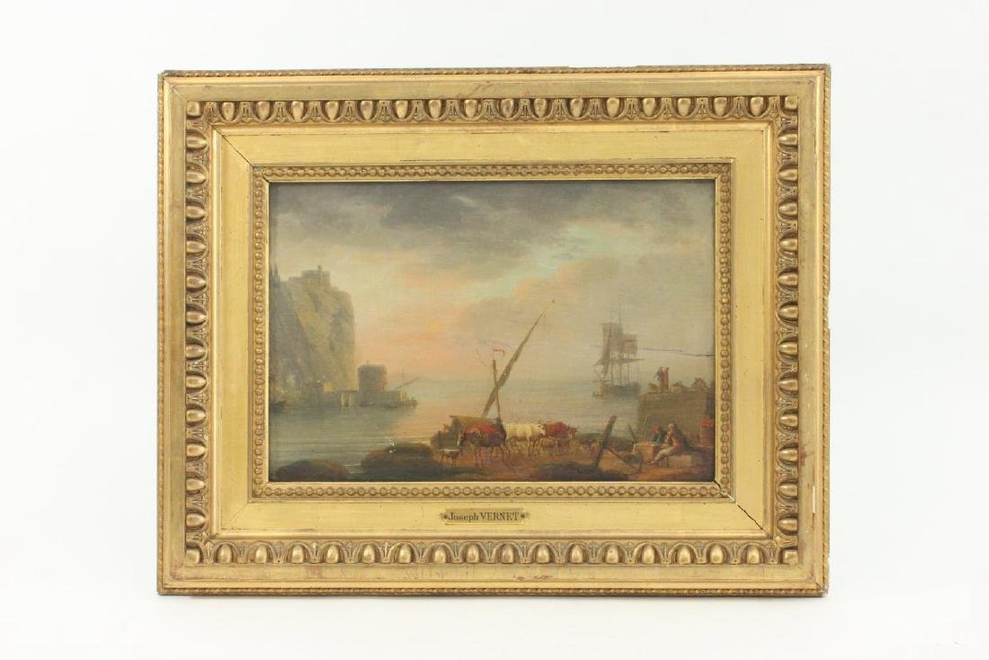 After Claude Joseph Vernet, 2 Works - 2