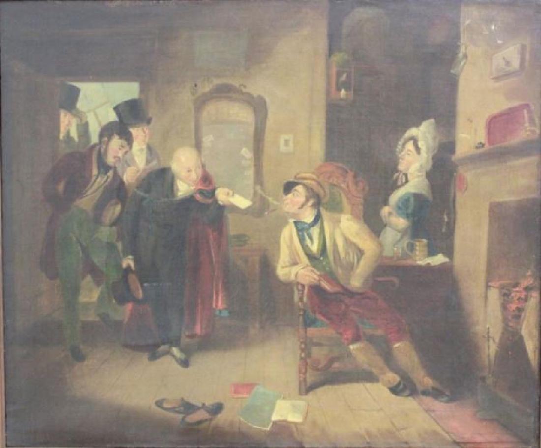 :Erskine Nicol, Interior Scene