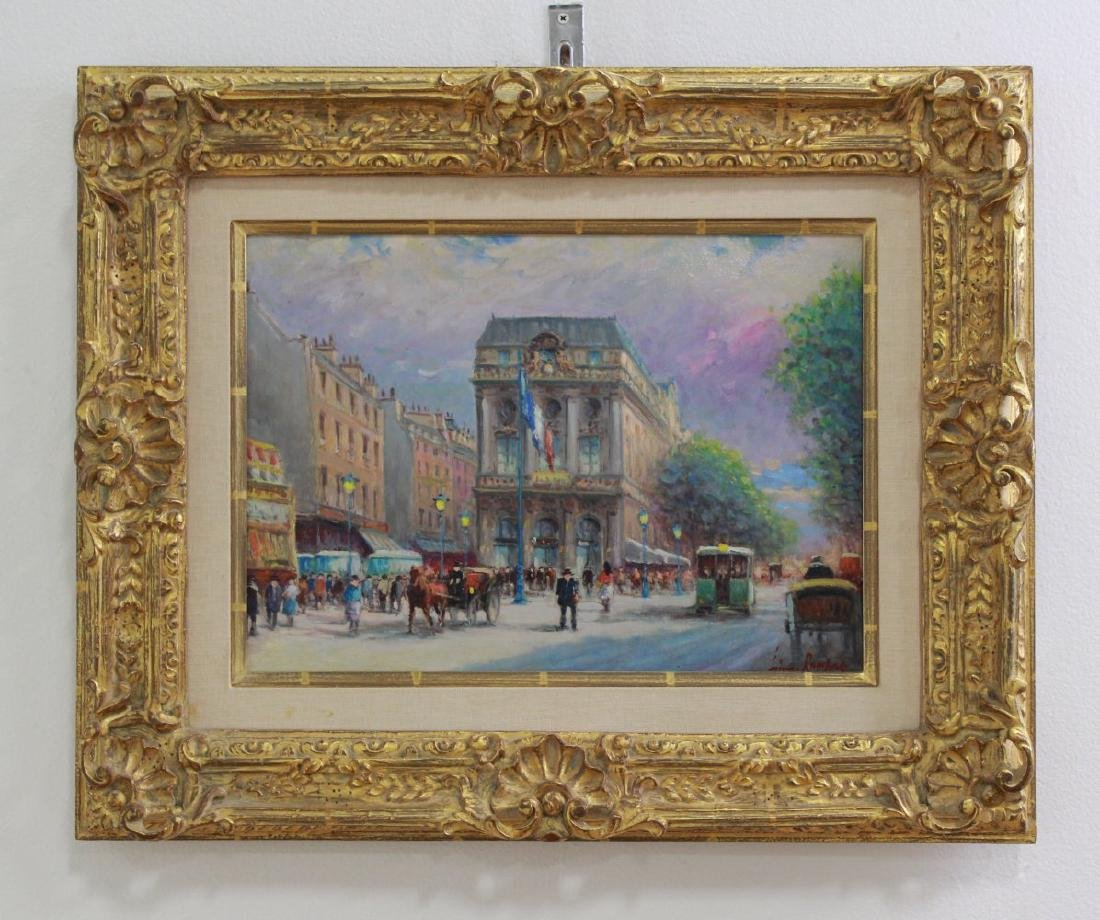 """Luciano Rampazo, """"Le Chatelet"""" - 2"""