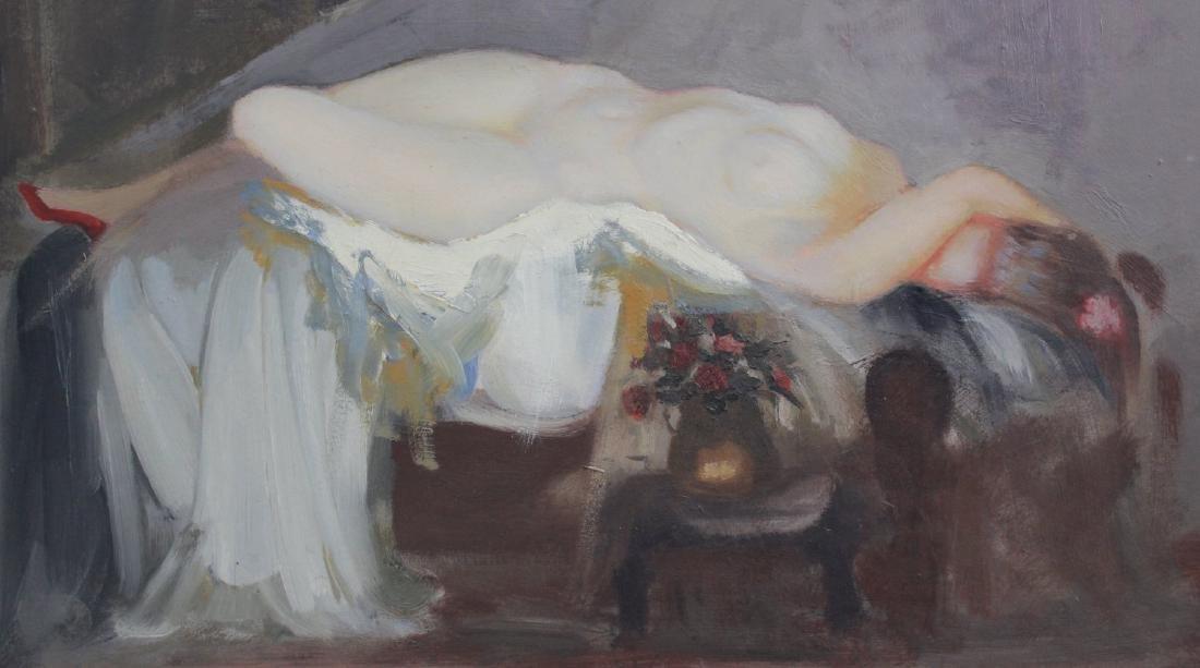 Louis Lemp, Reclining Nude - 3