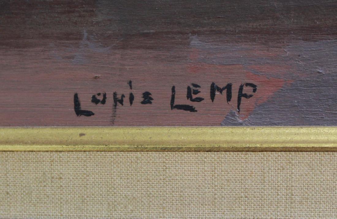 Louis Lemp, Reclining Nude - 4