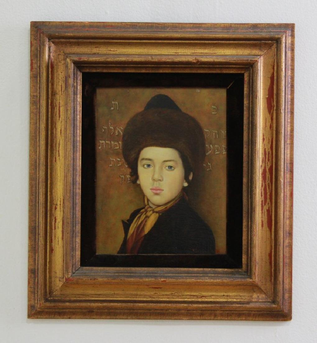 Portrait of Turkish Jewish Boy - 2