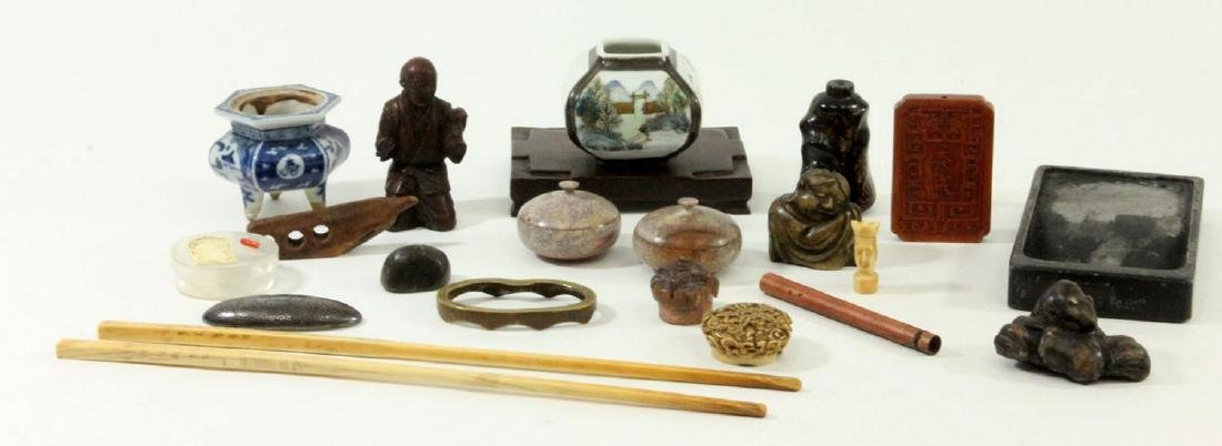Group Lot of Chinese Items