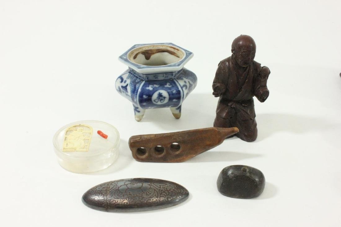 Group Lot of Chinese Items - 2