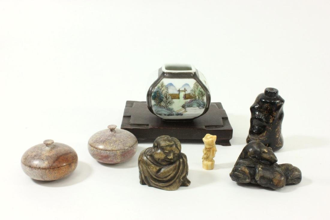 Group Lot of Chinese Items - 3