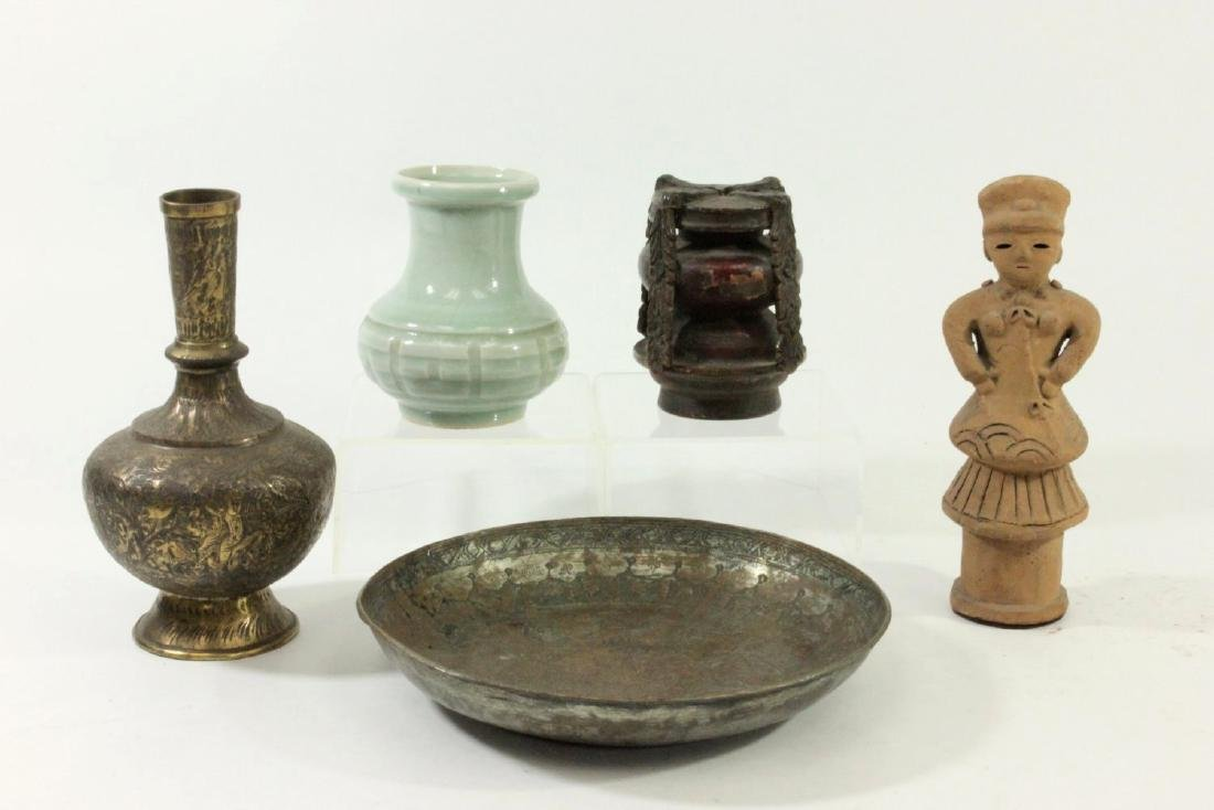Group Lot of Asian & Middle Eastern Items