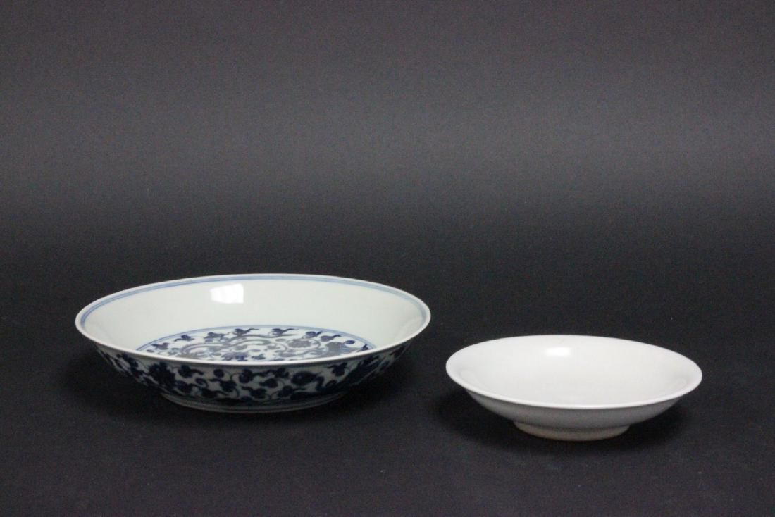 2-19th Century Chinese Porcelain Bowls