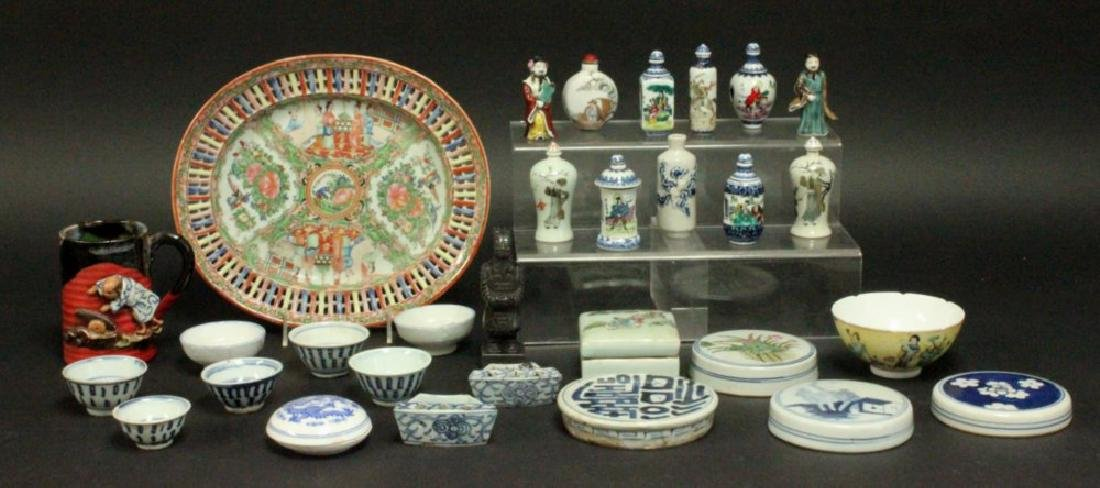 Group Lot Chinese Porcelain
