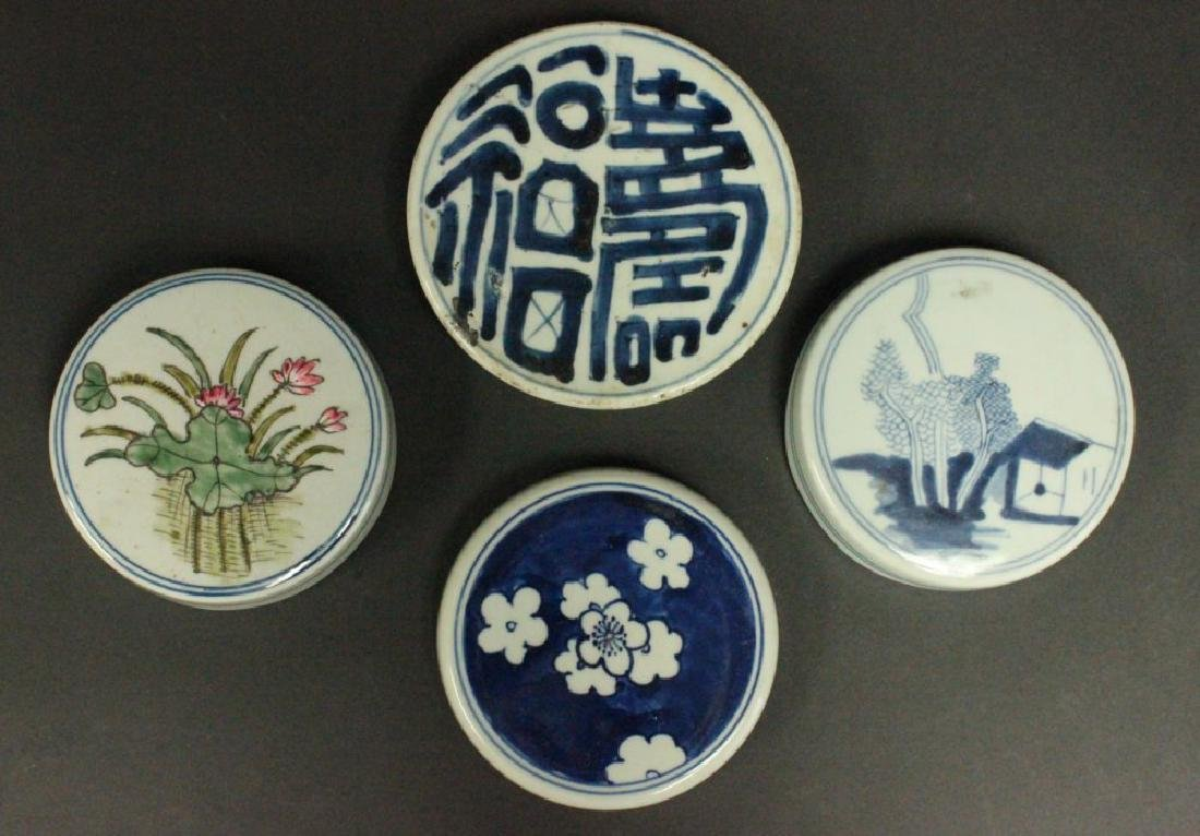 Group Lot Chinese Porcelain - 5