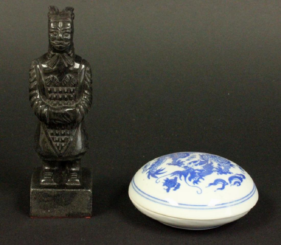 Group Lot Chinese Porcelain - 6