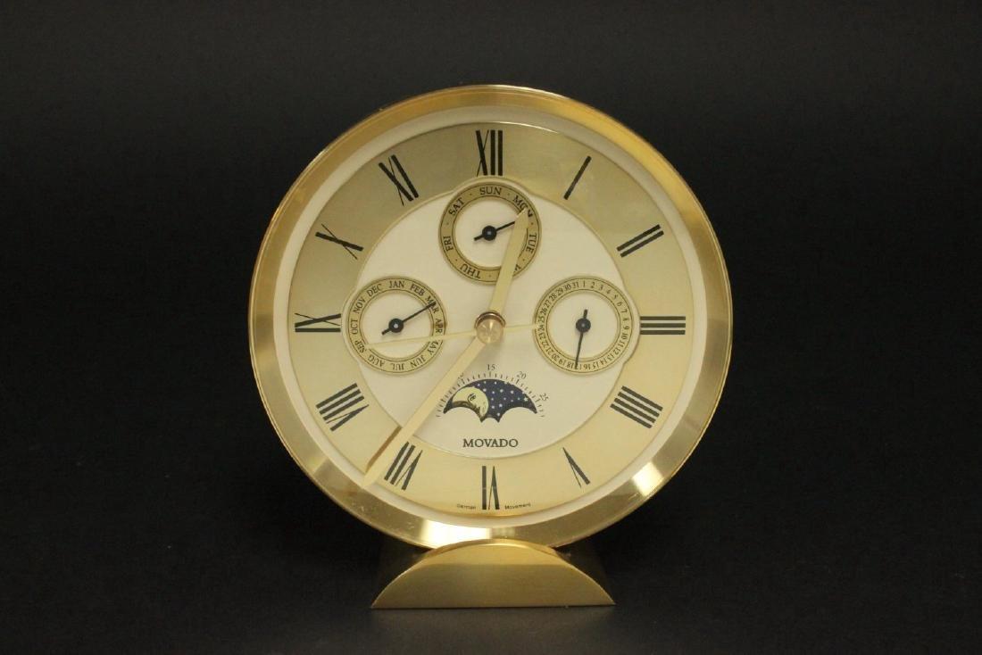 2 Movado Clocks - 2