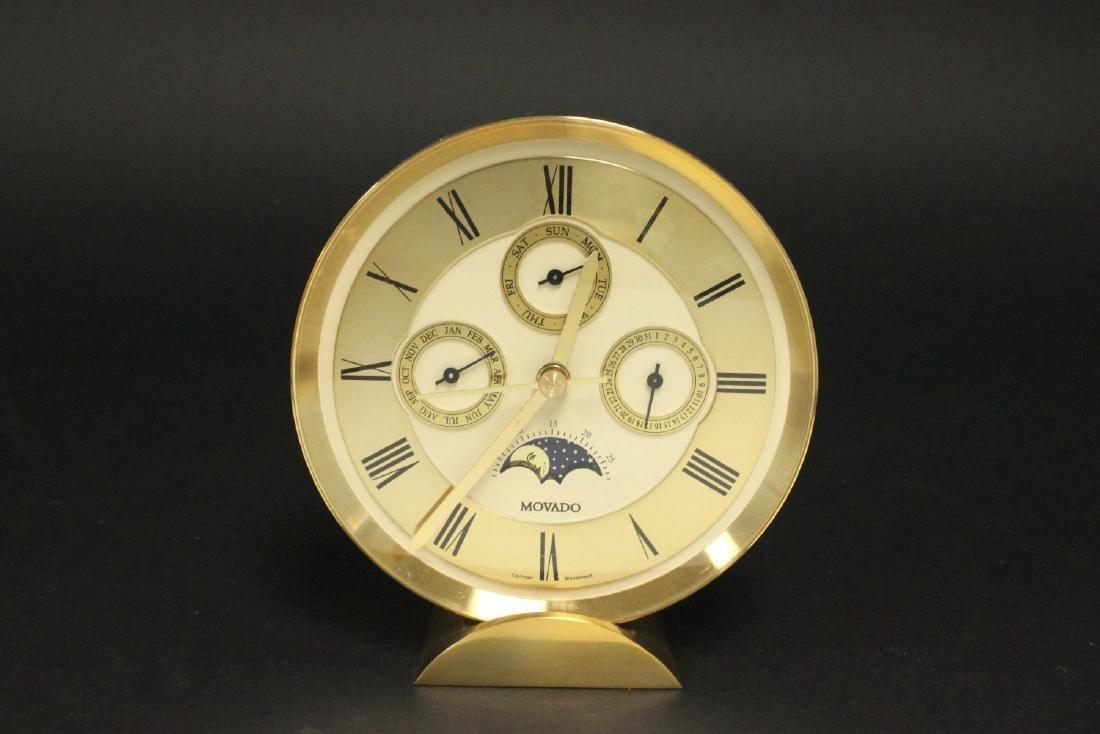 2 Movado Clocks - 3