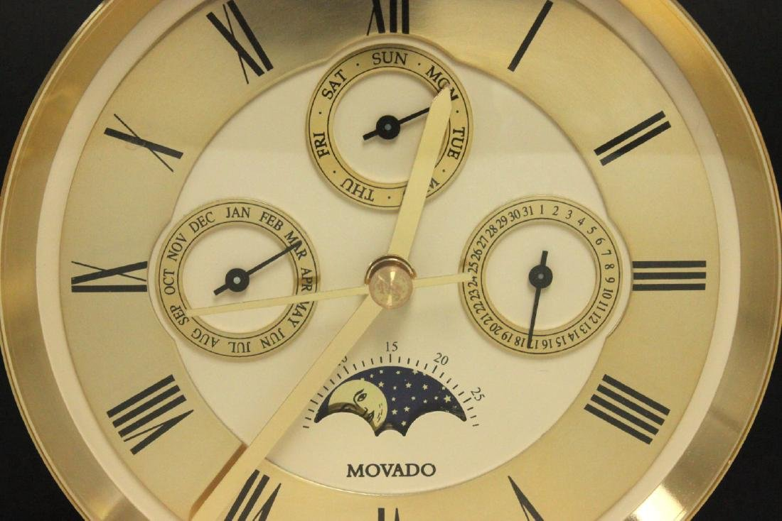 2 Movado Clocks - 4