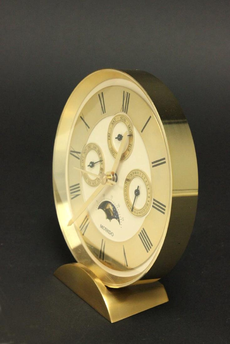 2 Movado Clocks - 5