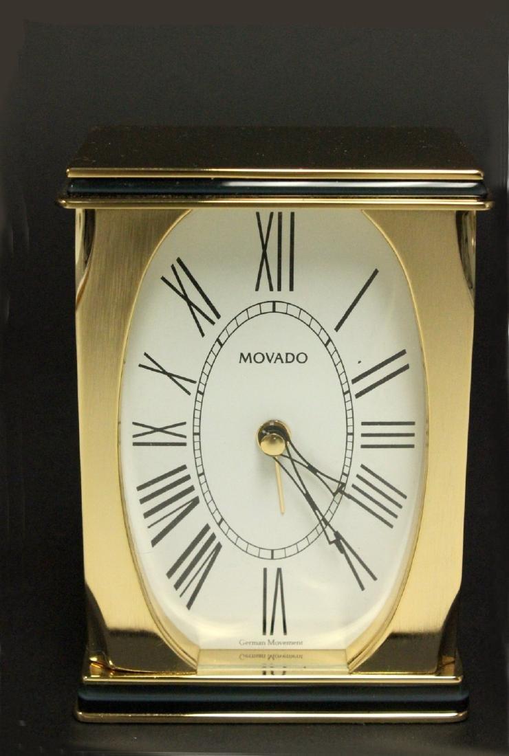 2 Movado Clocks - 7