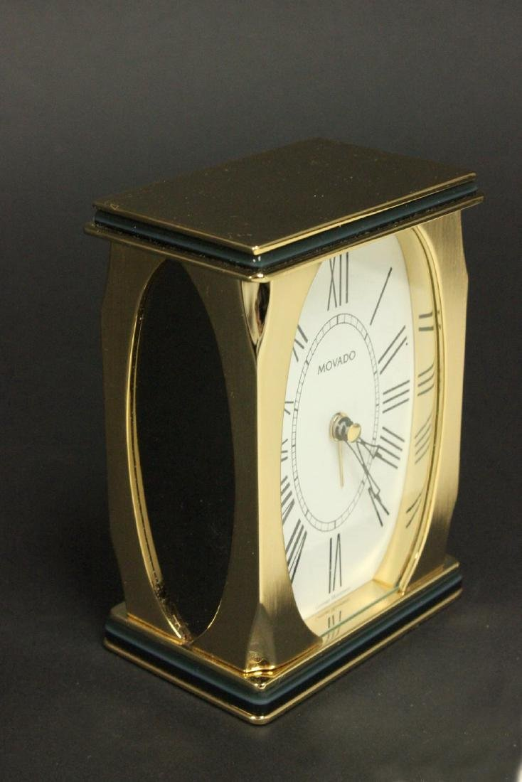 2 Movado Clocks - 8