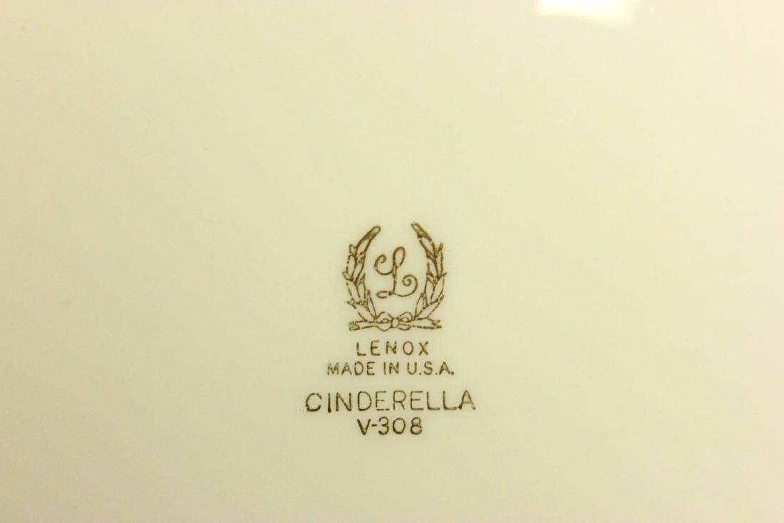 "Lenox ""Cinderella"" Dinnerware - 5"