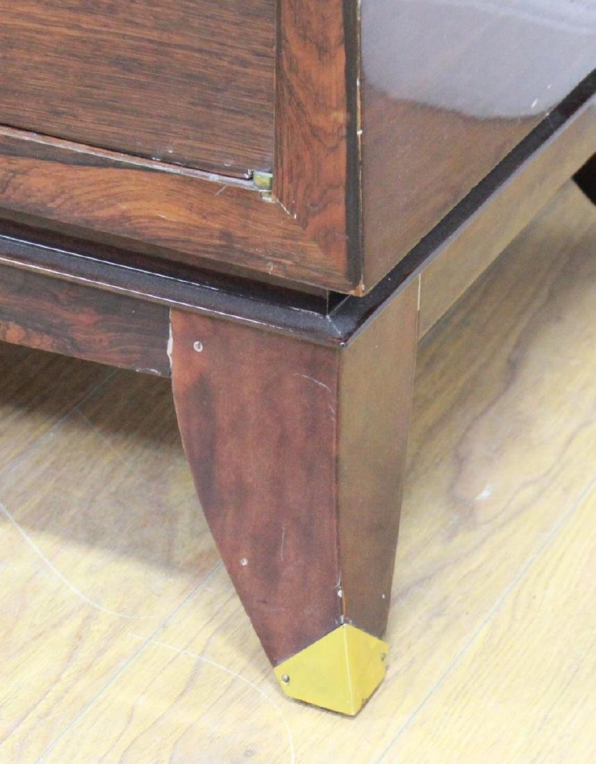 Mid-Century Modern Rosewood French Sideboard - 9