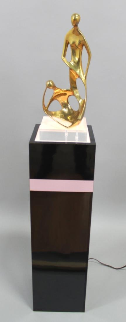 Style of Antonio Grediaga Kieff, 2 Figures - 3