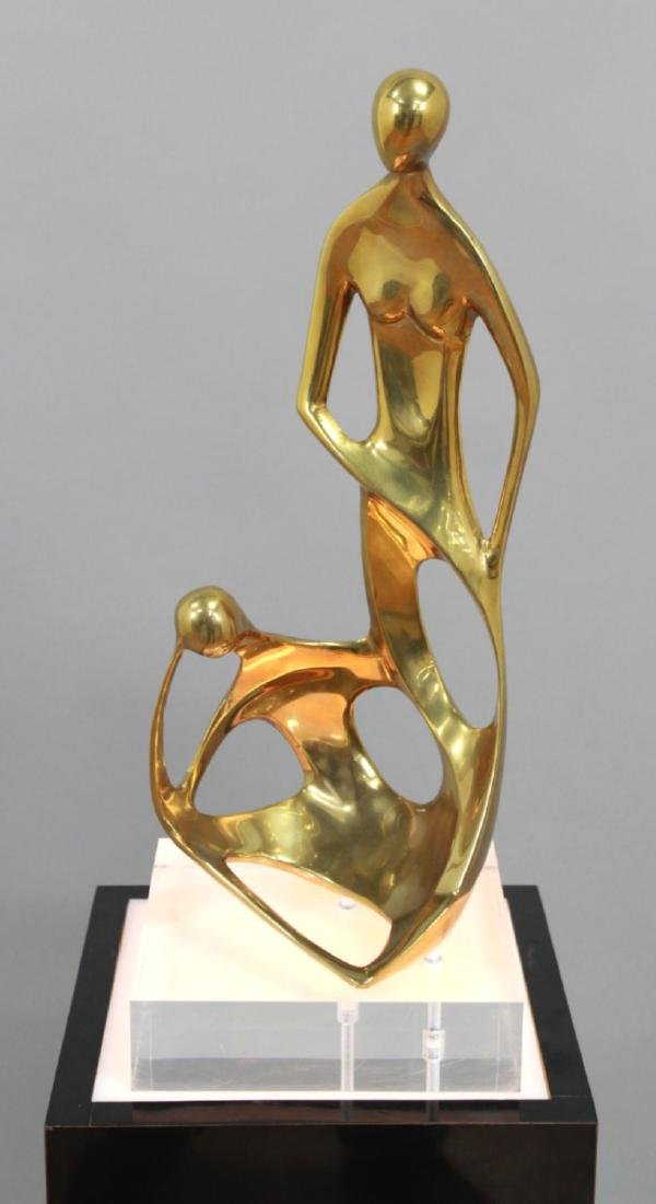 Style of Antonio Grediaga Kieff, 2 Figures - 4