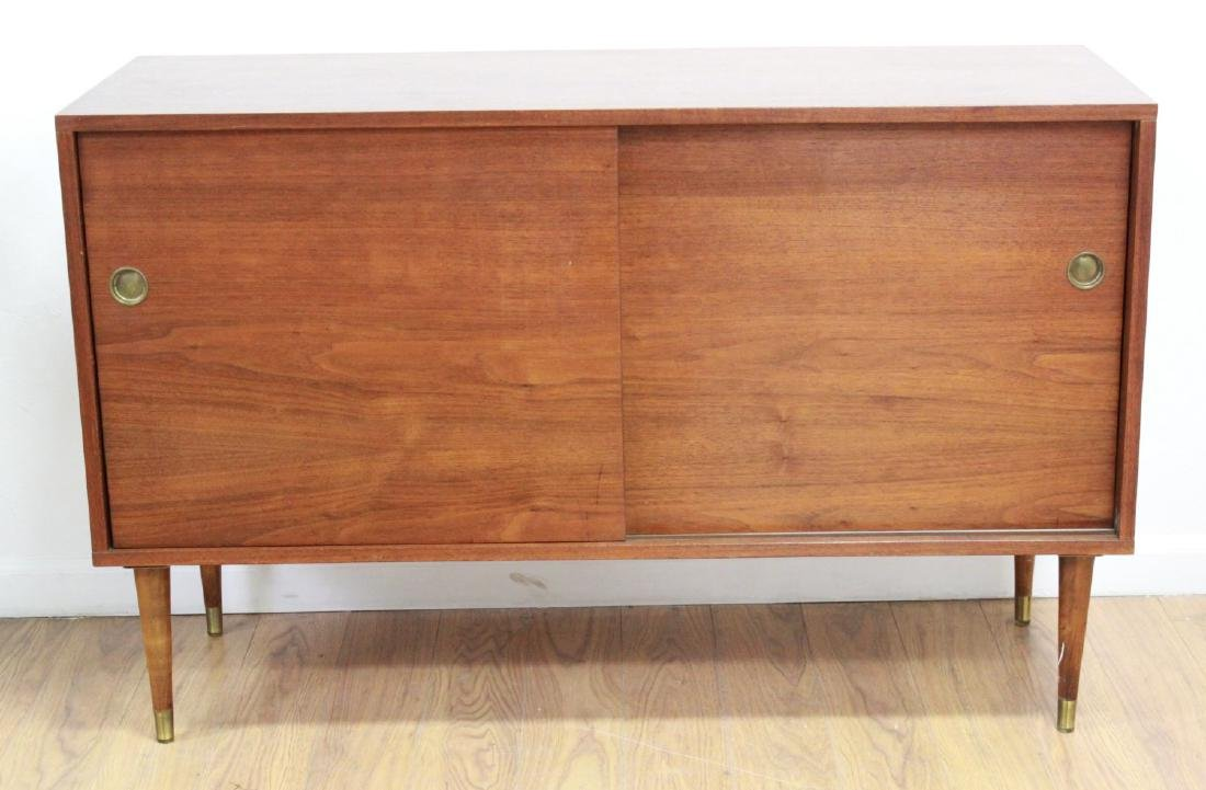 3 Danish Modern Teak Dining Room Pieces - 3