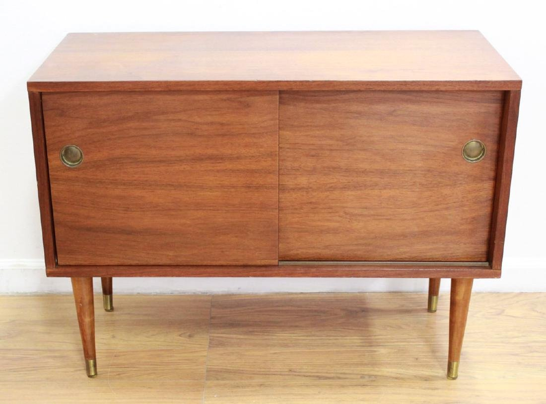 3 Danish Modern Teak Dining Room Pieces - 5