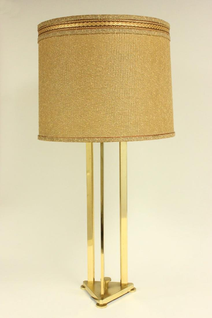 3 Mid-Century Modern Table Lamps - 2