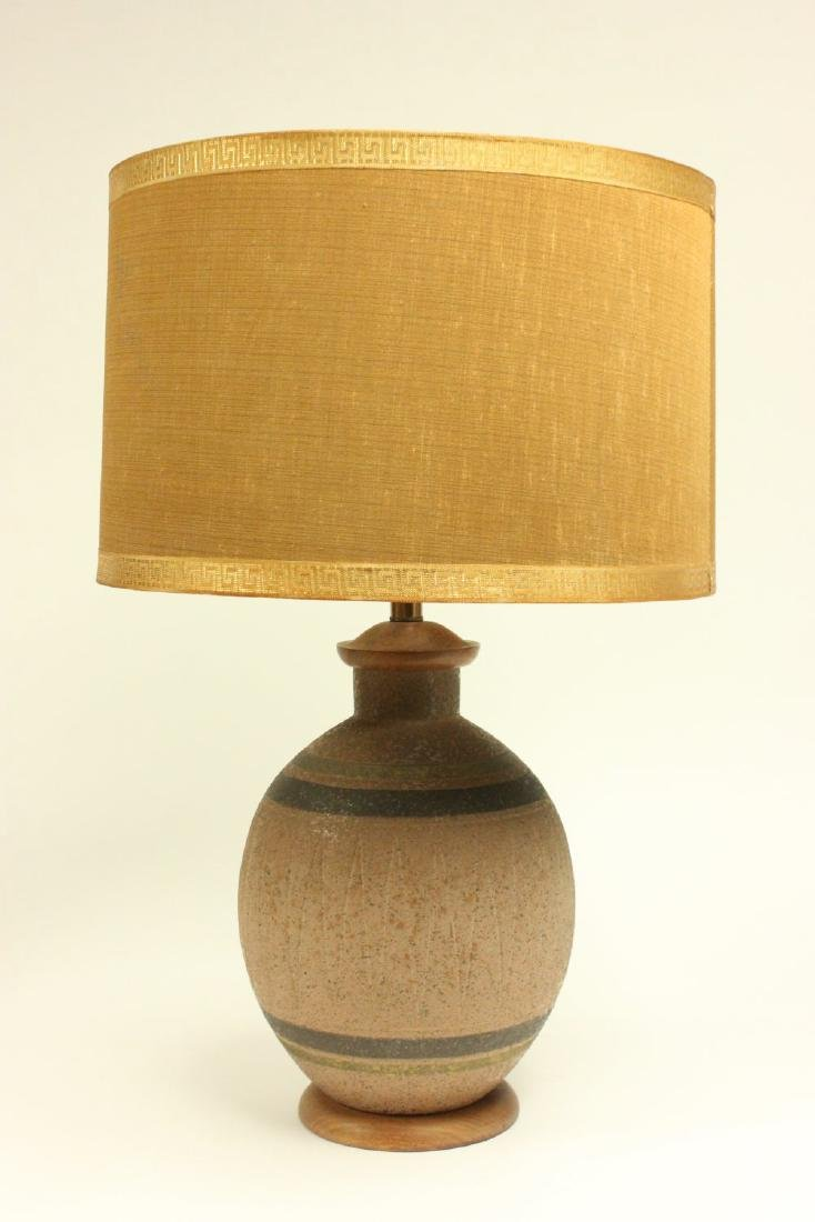 3 Mid-Century Modern Table Lamps - 6