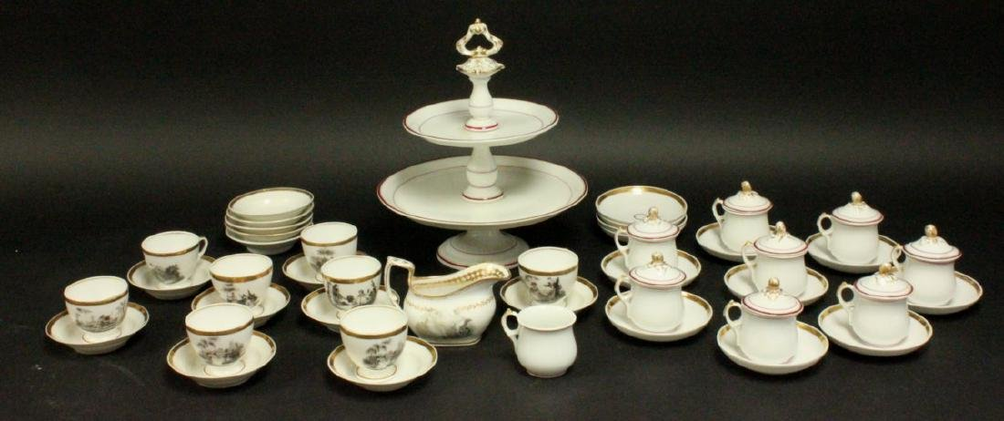 Empire Porcelain Coffee Service