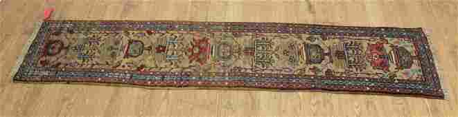 Circa 1920s30s Persian Hamadan Rug  Carpet