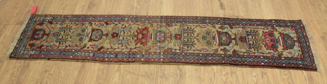 Circa 1920s-30s Persian Hamadan Rug / Carpet