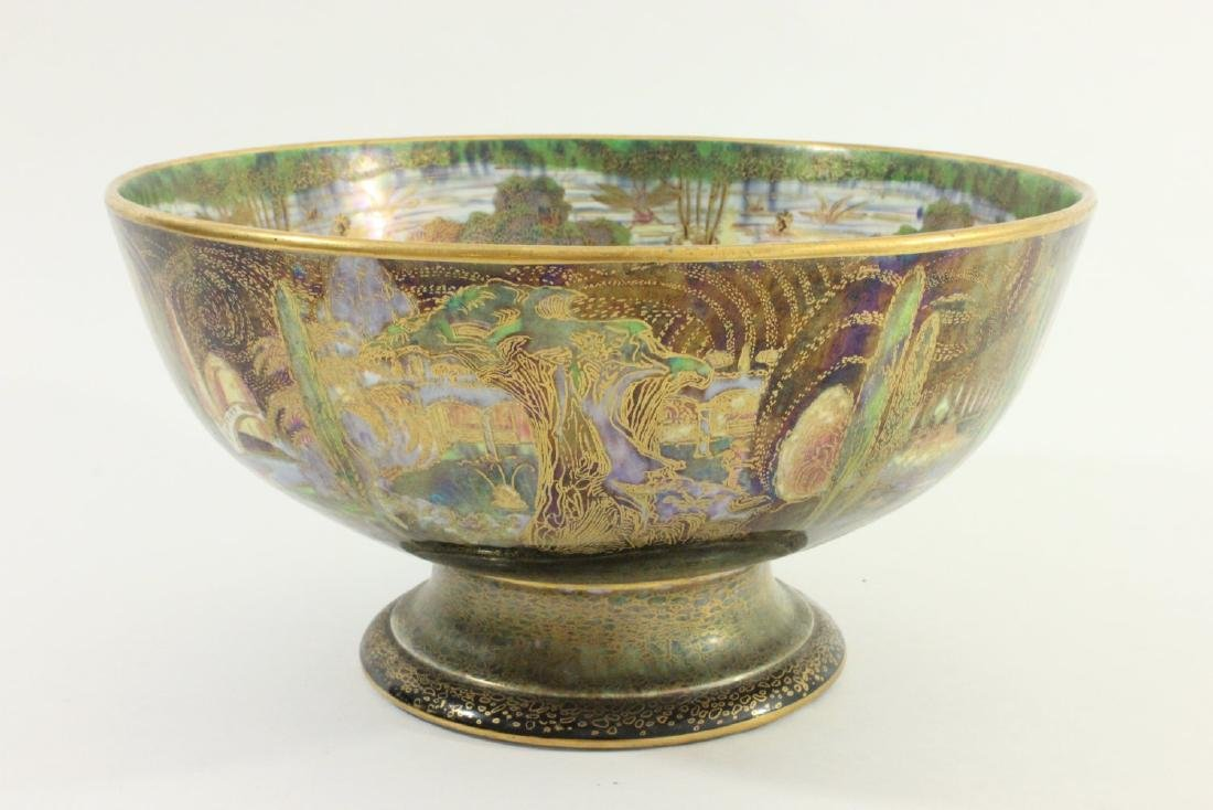 Wedgwood Fairyland Lustre Footed Bowl