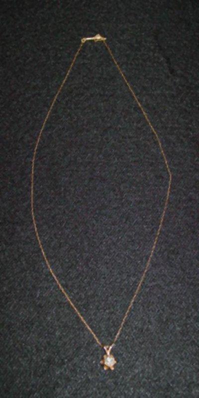 550: MINER CUT DIAMOND ON CHAIN