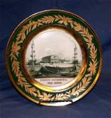 331 19TH C RUSSIAN PORCELAIN STAMPED APPOPOV