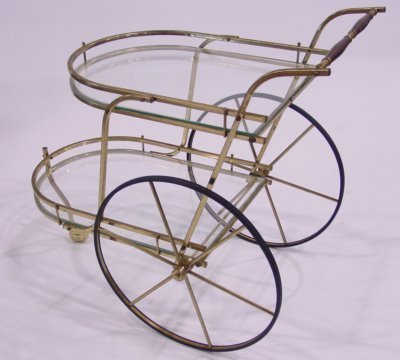 40: Brass Teacart
