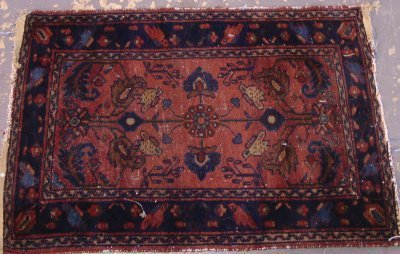 611: Oriental Rug