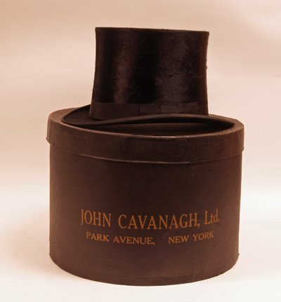 621: Top Hat Beaver by John Cavanagh Ltd Park Av NY