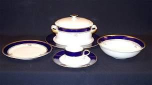 179: Heinrich & Sabina mixed Dinnerware