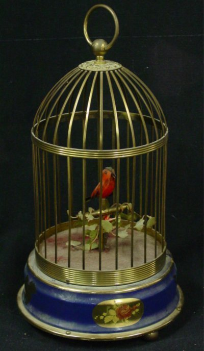 6: Bird cage made in Germany
