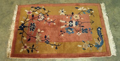 601: Chinese Deco rug