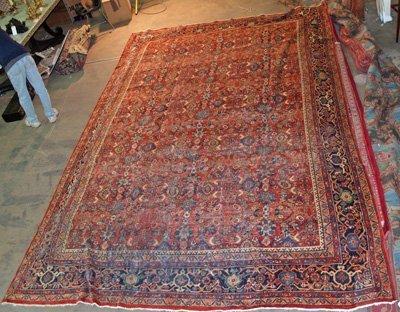 2A: Mahal rug