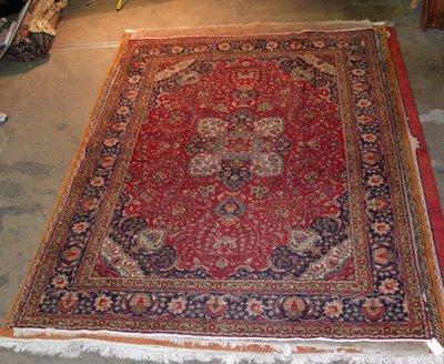 6A: Tabriz rug